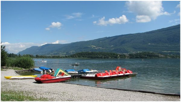 Lac du Bourget (France)