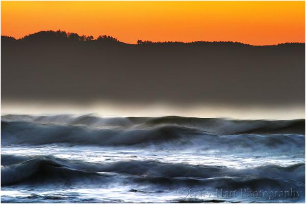 Sunrise at Drake's Bay