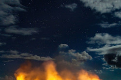 Beginnings, Mt. Kilauea, Hawaii