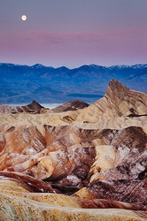 Moonscape, Zabriskie Point, Death Valley