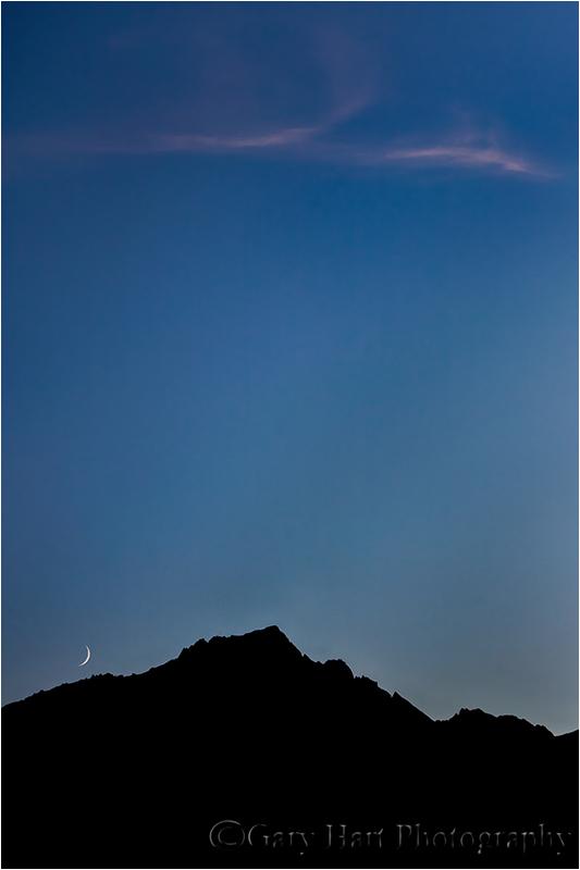 Crescent and Lone Pine Peak, Alabama Hills, Calif.