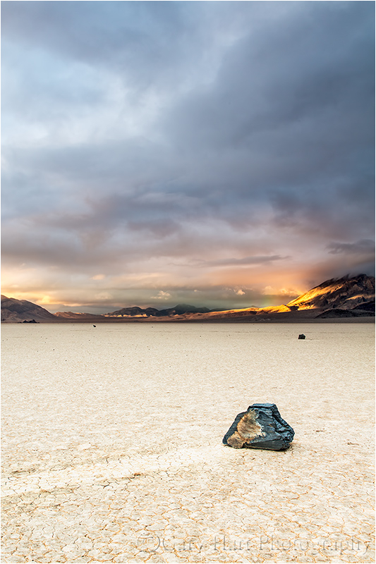 Last Light, Racetrack Playa, Death Valley