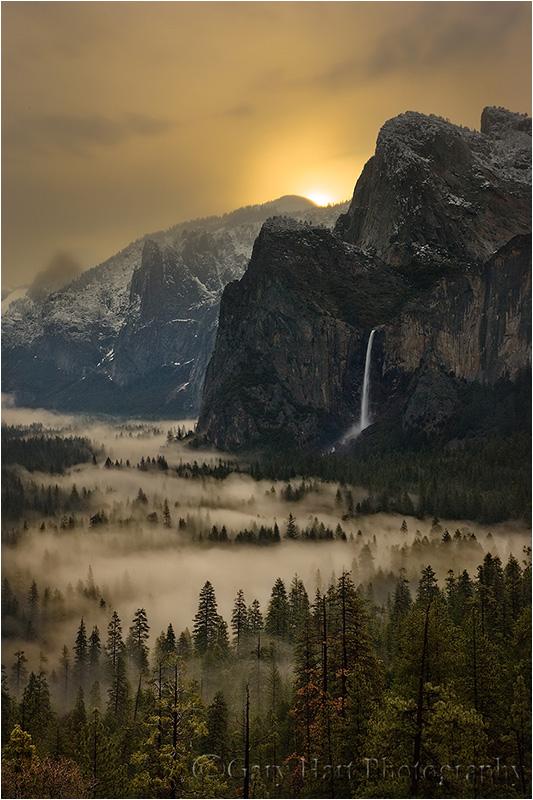 First Light, Yosemite Valley
