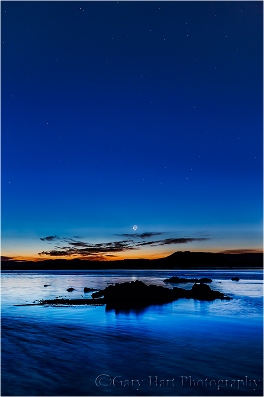 Night and Day, Mono Lake