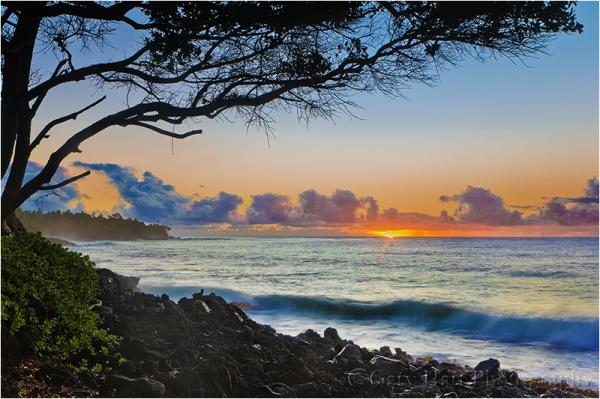 Hawaii Sunrise, Puna Coast, Big Island