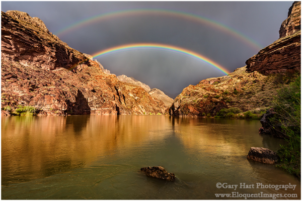 Rainbow Bridge, Colorado River, Grand Canyon