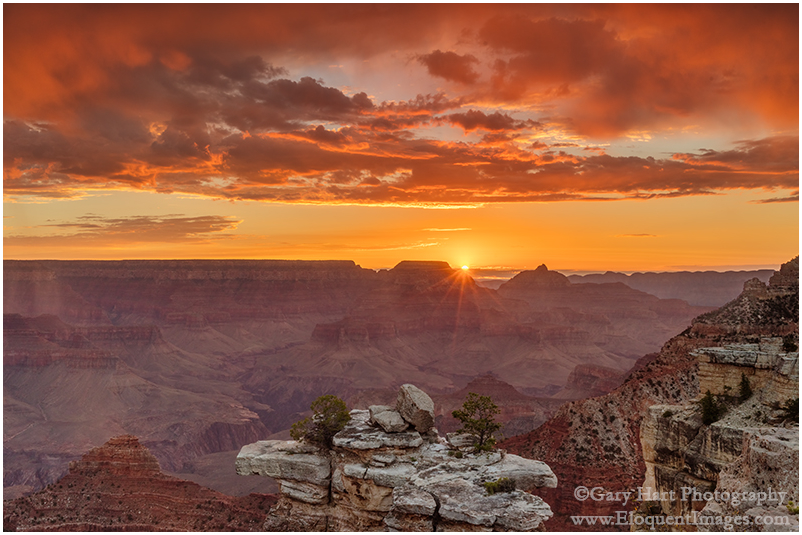 Here Comes the Sun, Mather Point, Grand Canyon