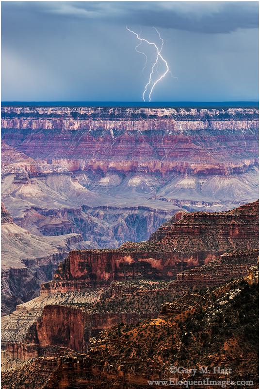 Electric Dance, Grand Canyon