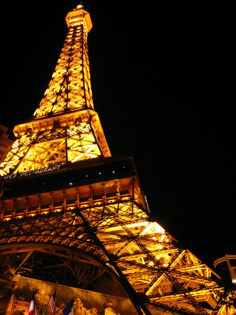 Paris in Vegas !