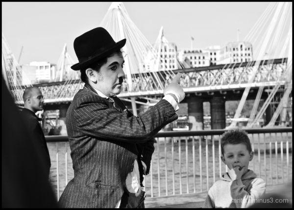 Charlie Chaplin!!