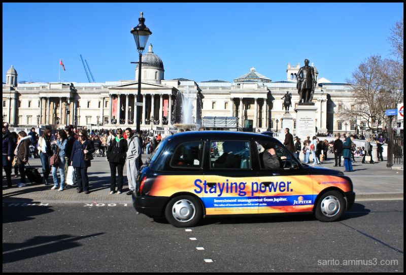 London Mini Cab