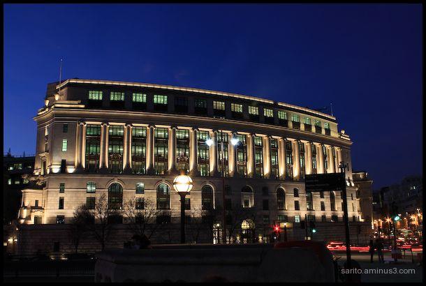 London At Night!