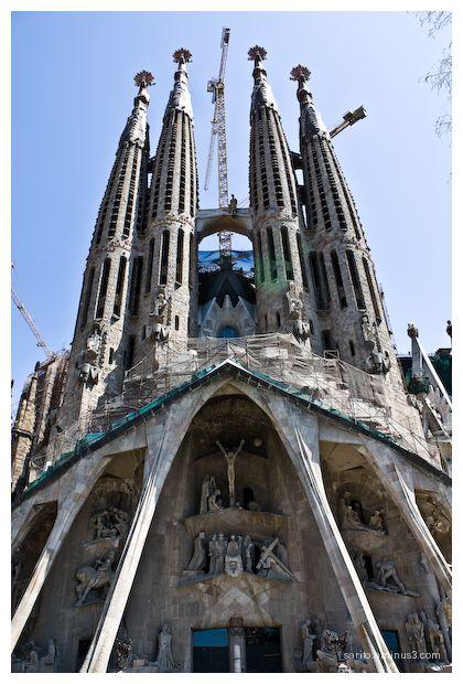 La Sagrada Familia (1)