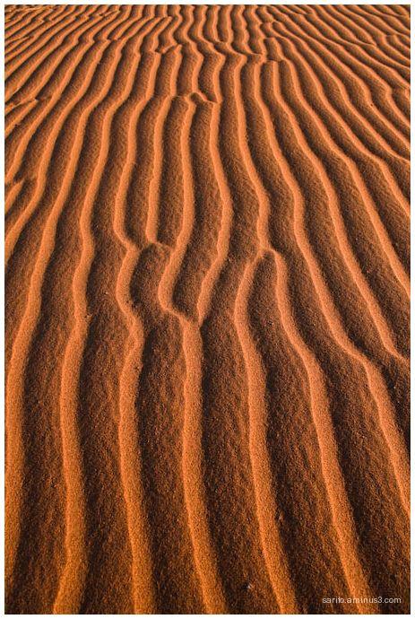 Sand ripple - 2