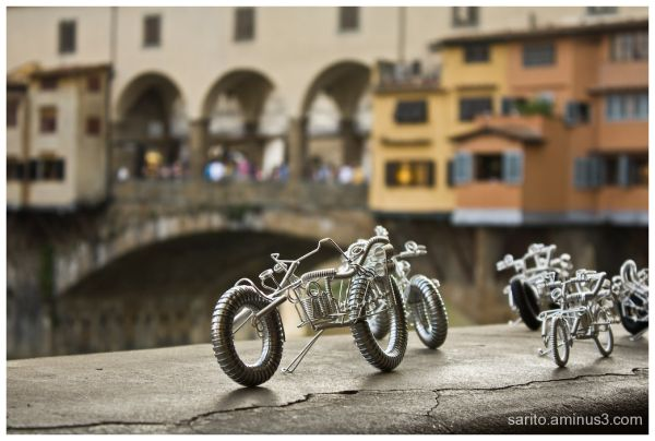 Miniature Bike..