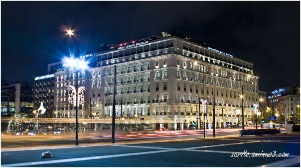 Hotel Grande Bretagne..