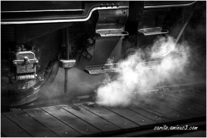 Steam...