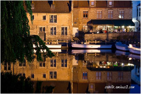Bruges @ Night - 2
