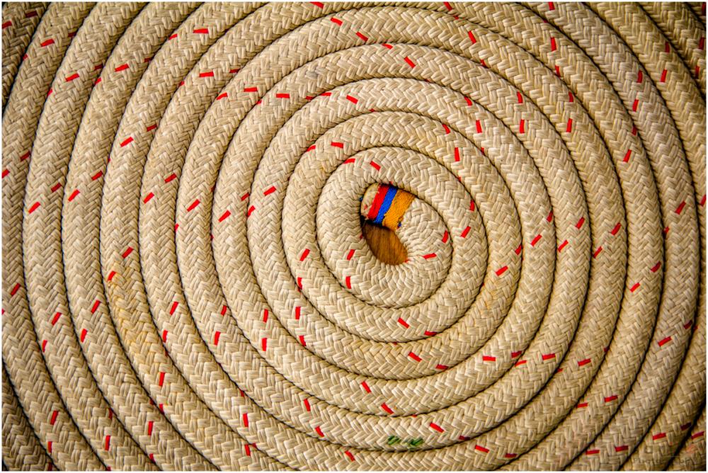 Round rope...