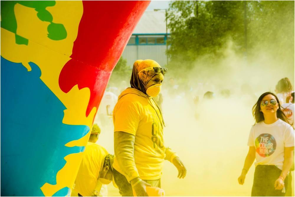 Colour Run London