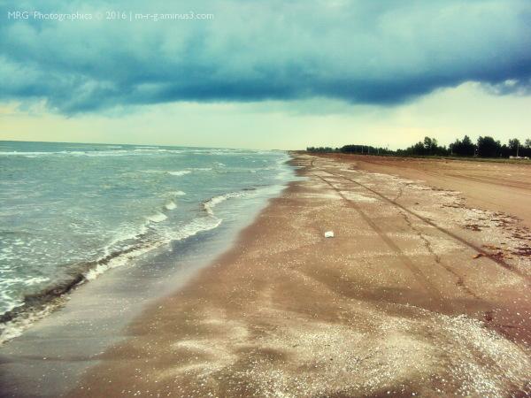 Caspian Sea with Love