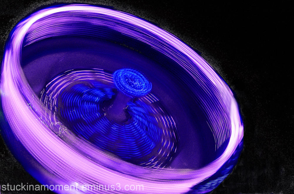Purple Whirly