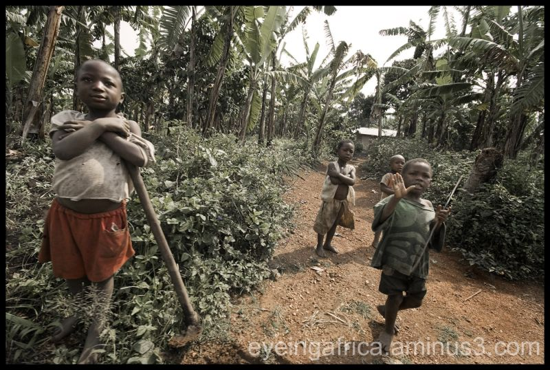 Child labor in Uganda, Africa