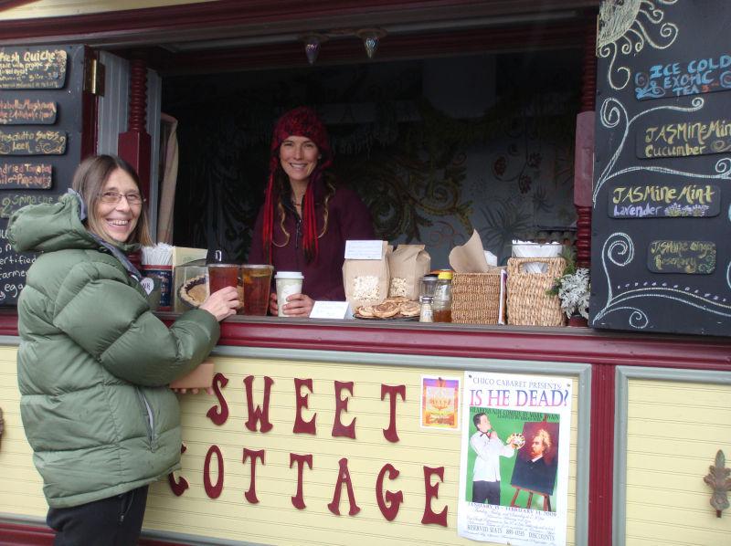 Sweet Cottage Pie Wagon