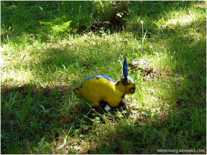 Bunny alert
