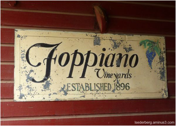 Foppiano's Sign