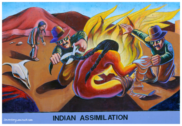 Indian assimilation