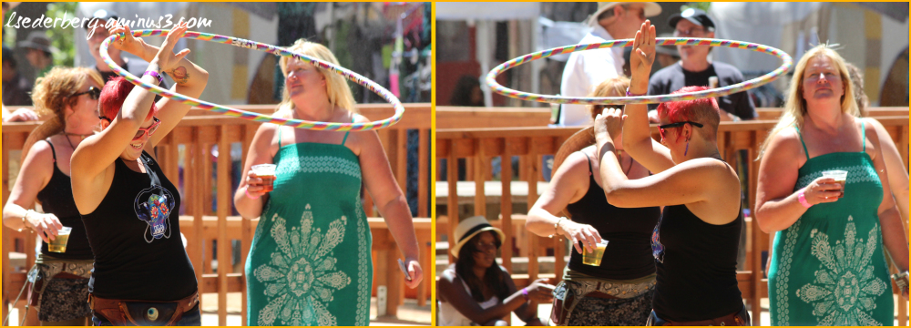 Hula Hoops at WorldFest