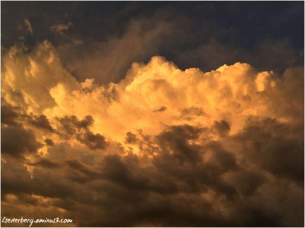 Sky over Lake 4