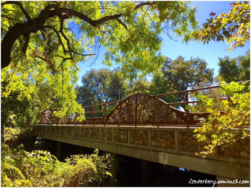 Bridge over Chico Creek