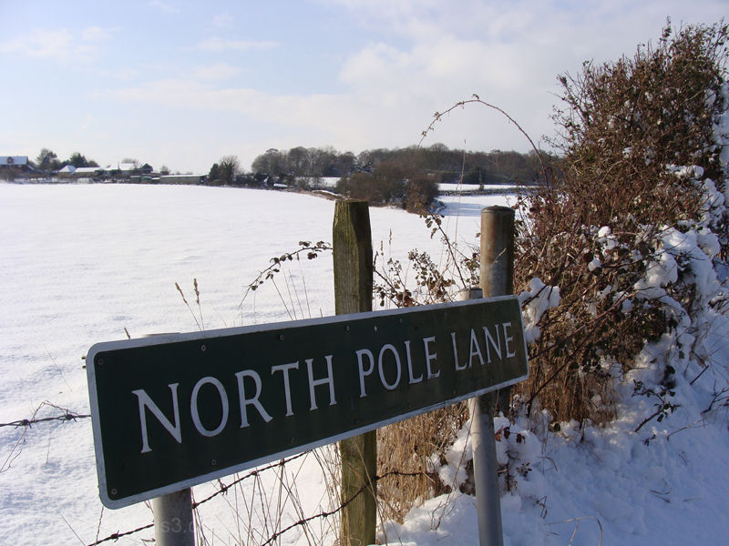 North Pole Lane #2