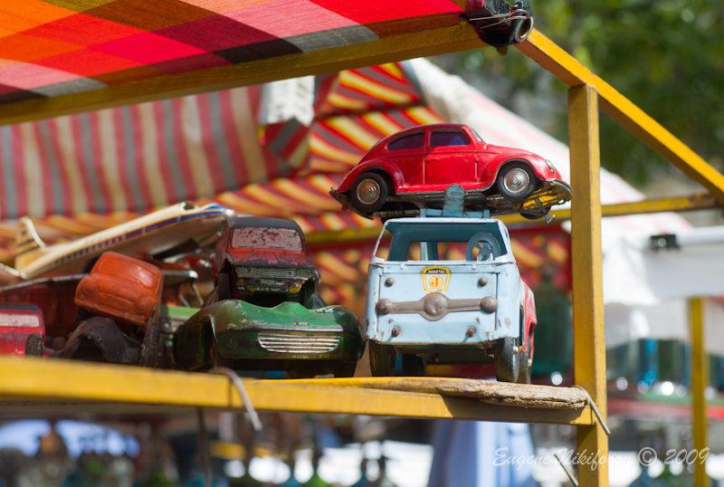 Flea Market, San Telmo, Buenos Aires