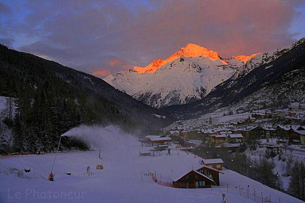 séjour neige 2010 à Val Cenis