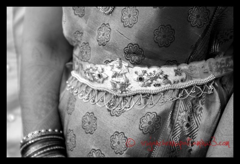 Vaddanam (Golden waist belt)
