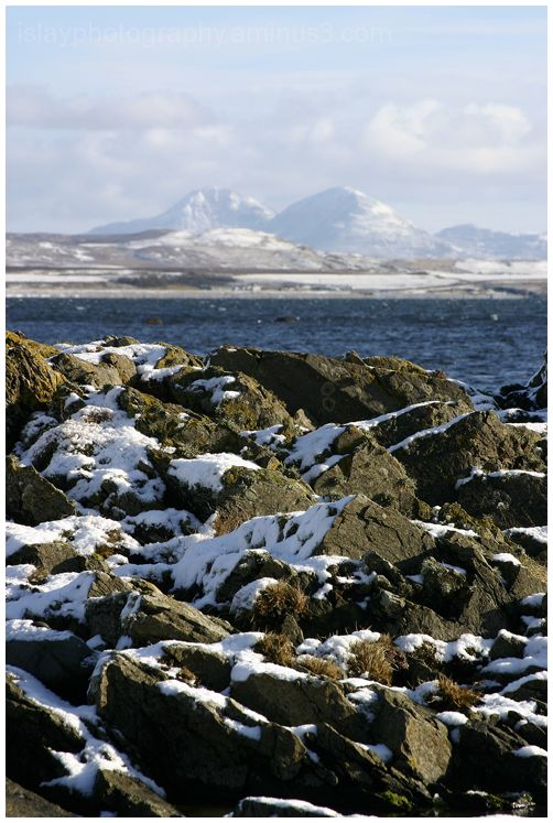 Snow on the Paps of Jura