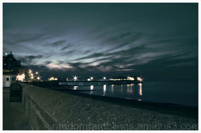 Cromer Pier Norfolk