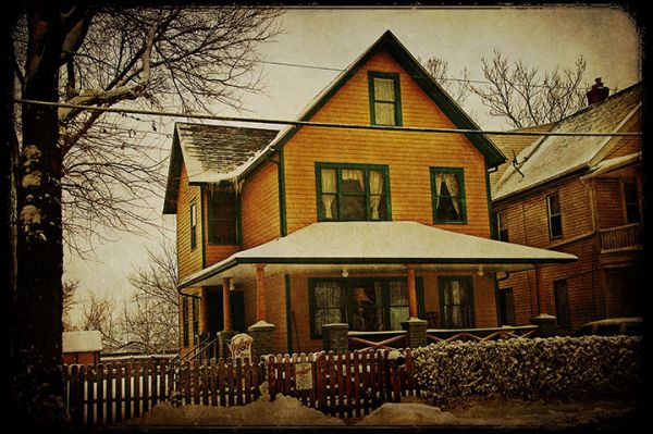 The Christmas Story House