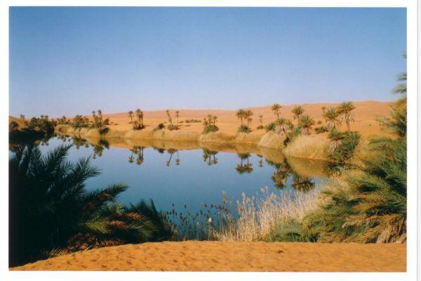 libyan lake