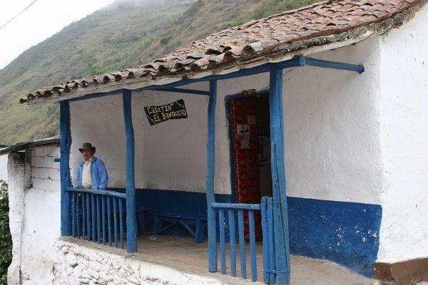 a little village bar