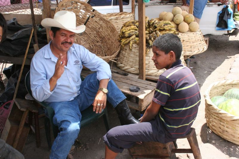 cowboy life in Nicaragua