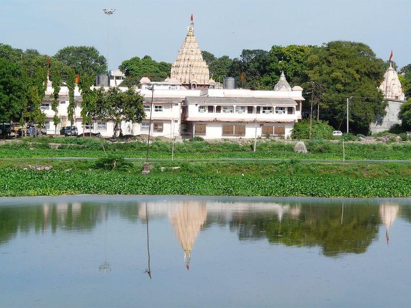 little temple in Ujjain