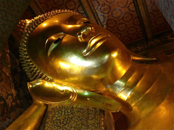 lord Buddha; nice portrait