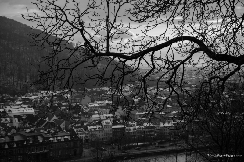 Heidelberg, Germany, Snow, Philosophers