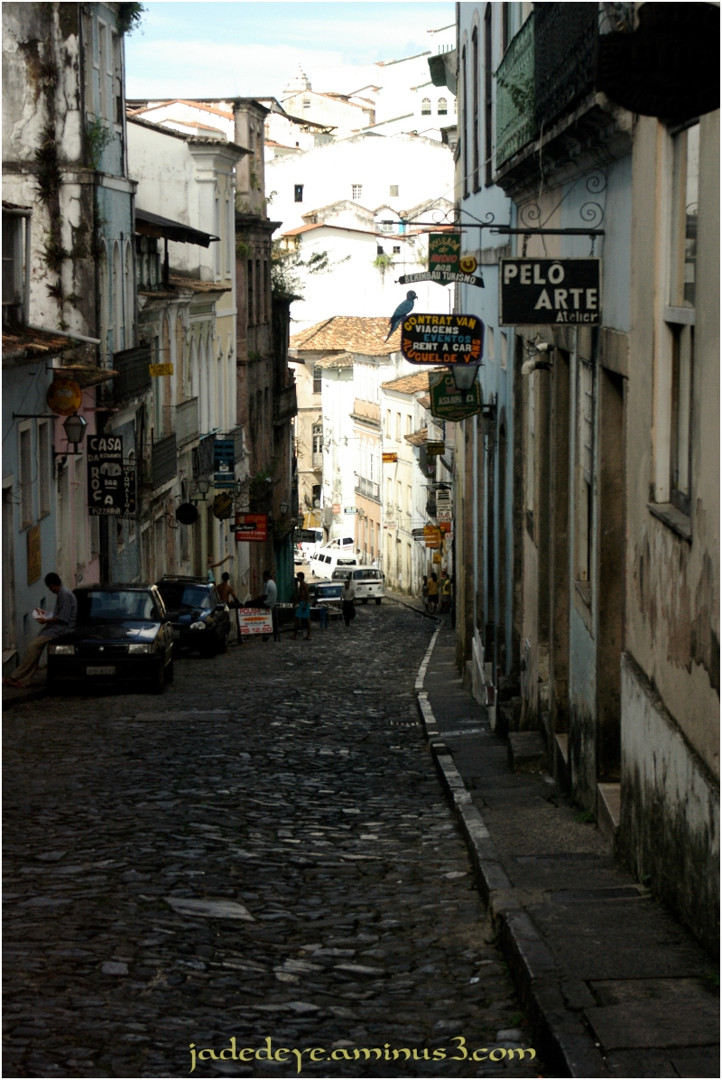 Ladeira do Carmo - Salvador, Bahia