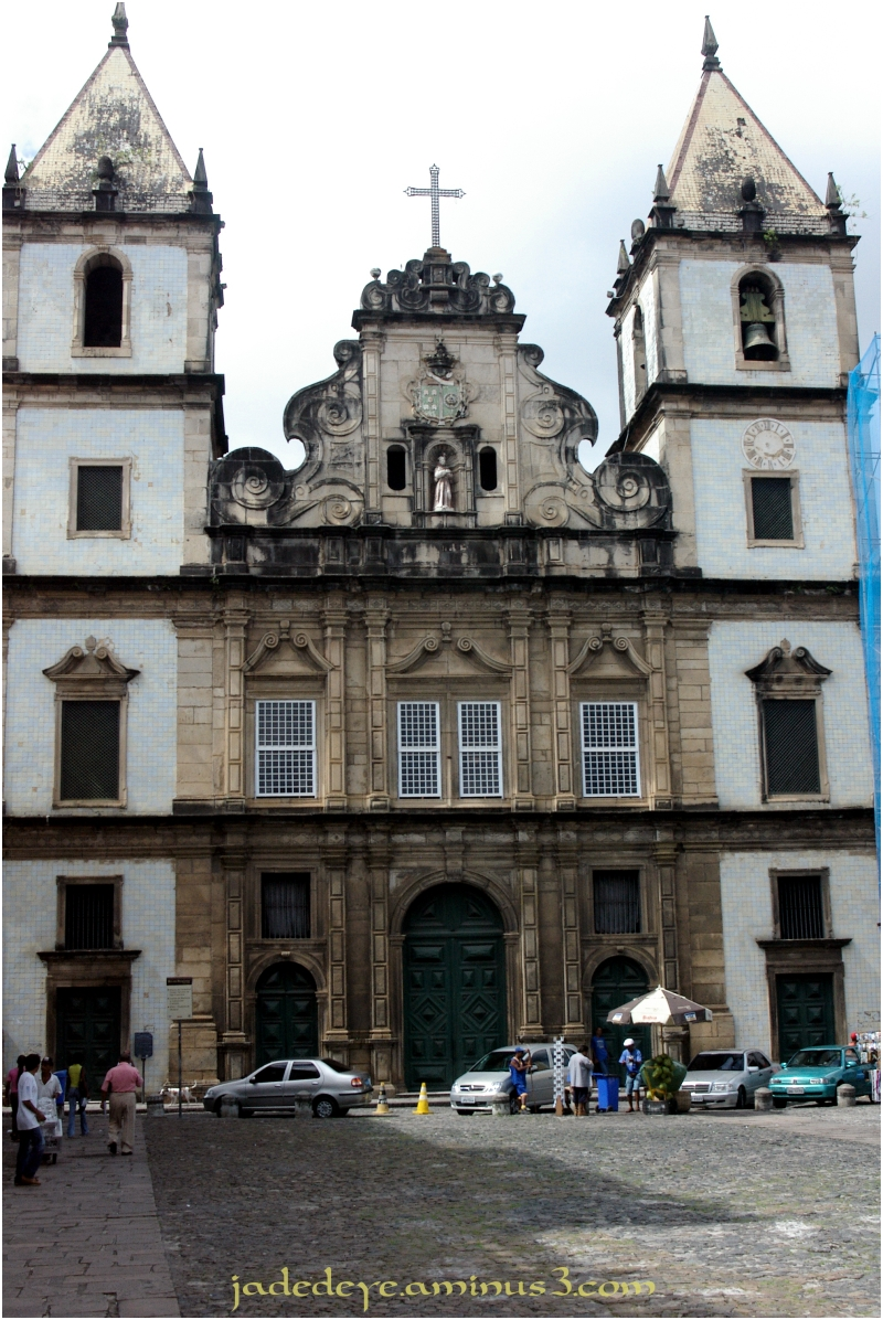 Igreja de Ordem Terceira de Sao Francisco