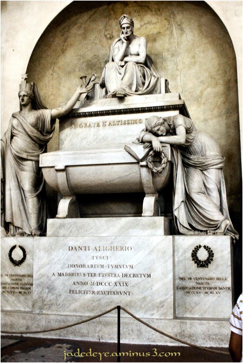 Grave of Dante Aligheri